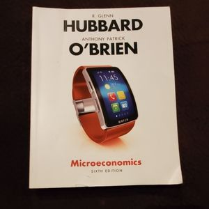 Other - Microeconomics 6th Edition